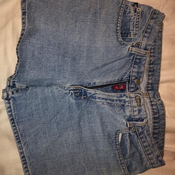 POLO Pants - vintage POLO jean shorts
